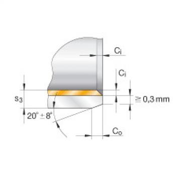 FAG Buchsen - EGB1010-E40-B