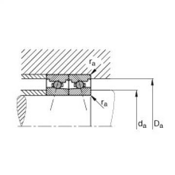 FAG Spindellager - HC71900-E-T-P4S