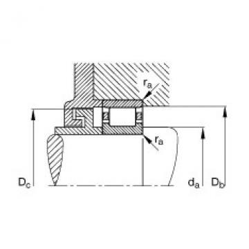 FAG Zylinderrollenlager - N315-E-XL-TVP2