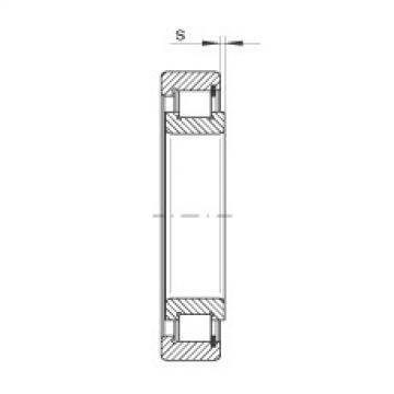 FAG Zylinderrollenlager - SL182915-XL