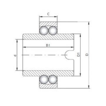 Bearing 11309 ISO