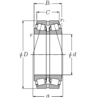 Bearing LL365340/LL365310D+A
