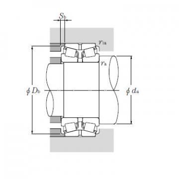 Bearing CRD-8017