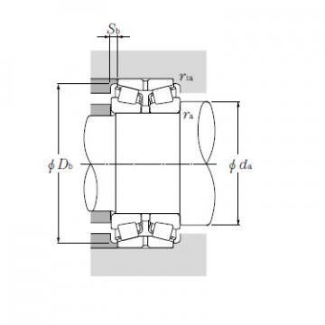 Bearing EE170975/171451D+A
