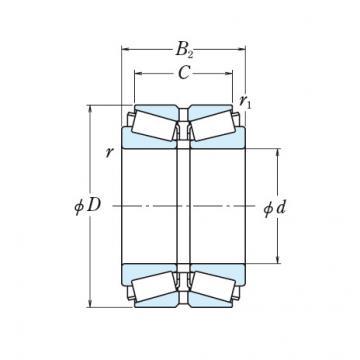 Bearing EE911618/912401D+L