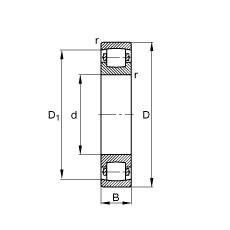 FAG Tonnenlager - 20215-TVP