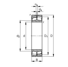 FAG Pendelrollenlager - 22315-E1-XL