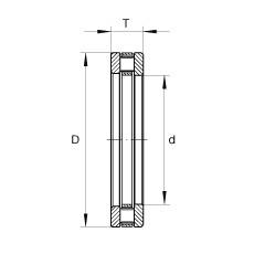 FAG Axial-Zylinderrollenlager - RT731
