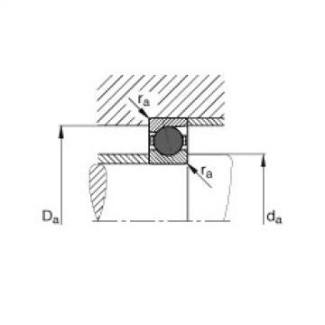 FAG Spindellager - HCB71900-E-T-P4S
