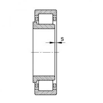 FAG Zylinderrollenlager - NJ2214-E-XL-TVP2